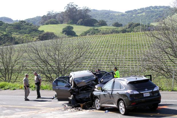 Carneros crash