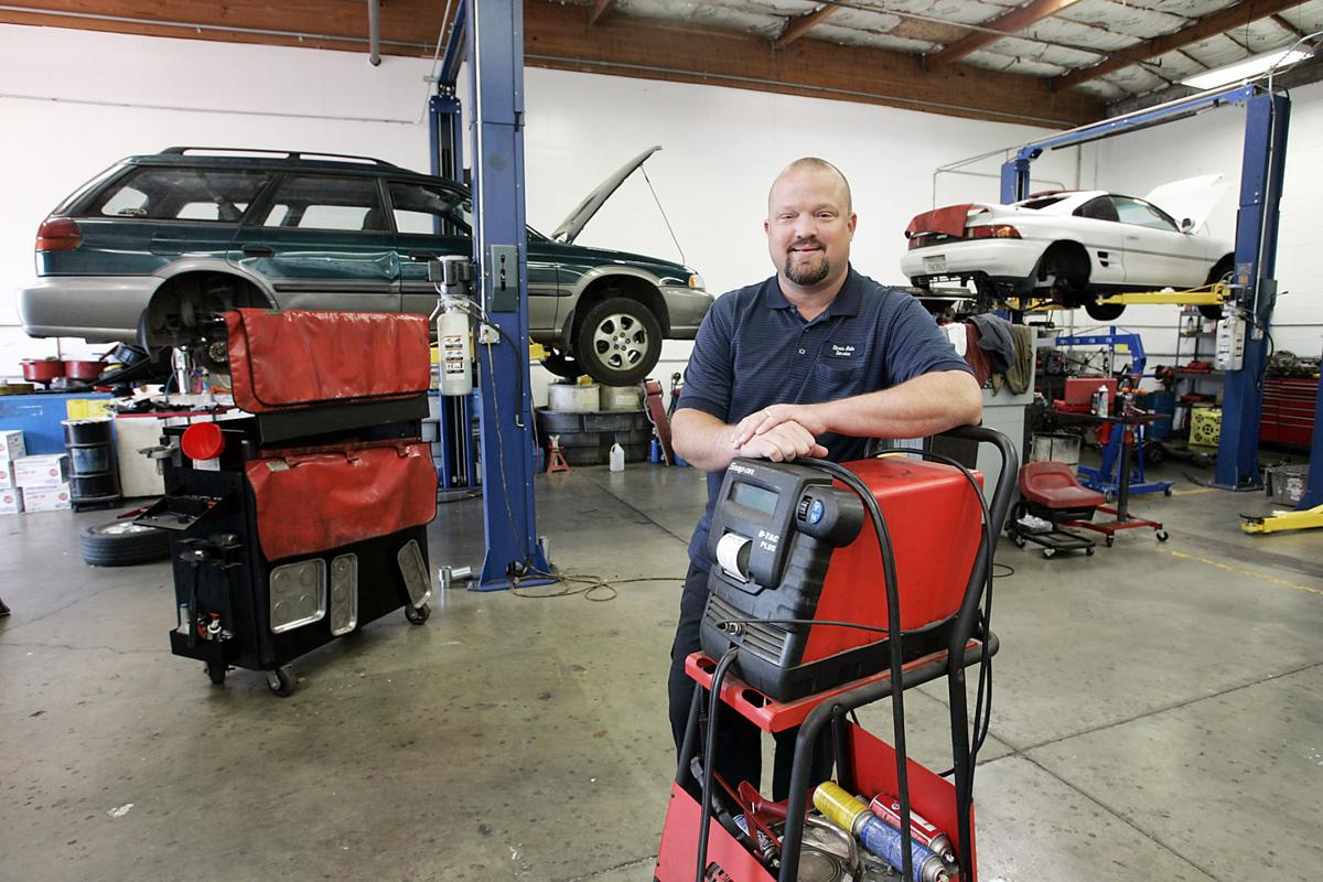 Pat Sweeney of Silver Auto Service