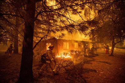Fire-weary California homeowners face long road to recovery (copy)