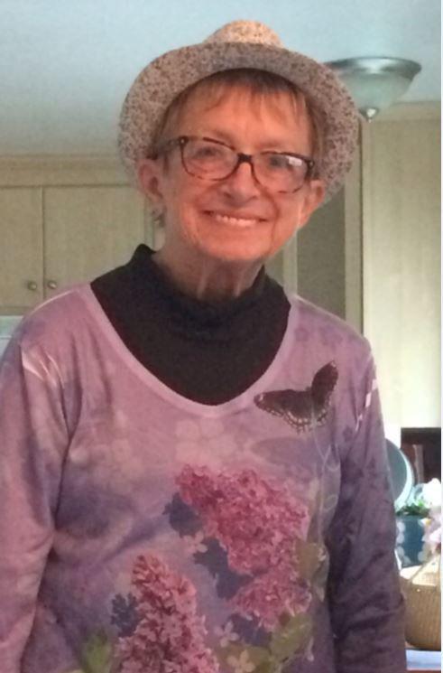 Patricia Mary Wright