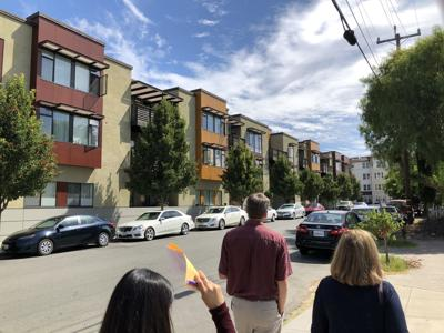 Napa council, planners tour supportive housing in Fremont