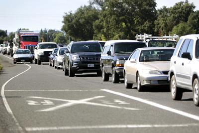 Bikes, trains and roundabouts suggested as Napa County