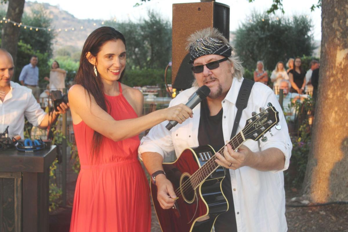Stephanie Honig and David Pack