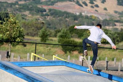 Concrete Jam at Napa Skatepark (copy)