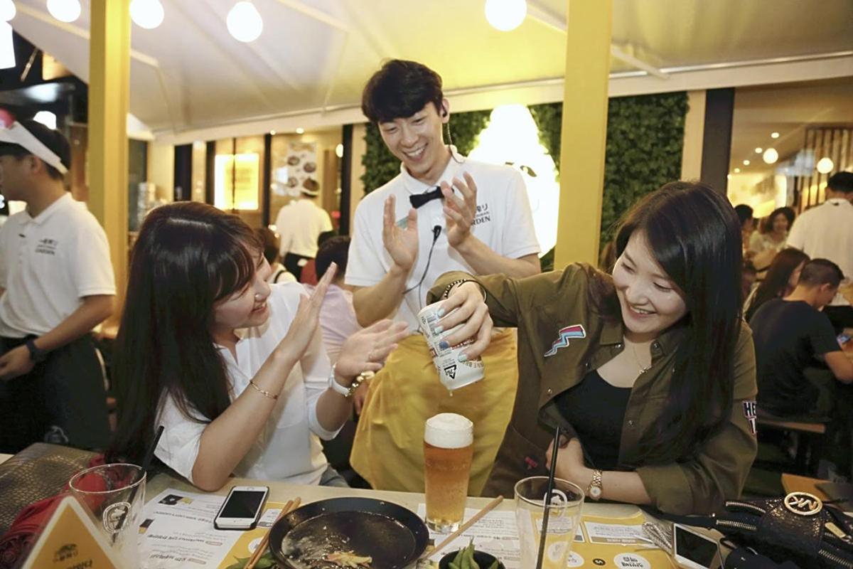 Japanese beer firms make headway in South Korea | Wine ...