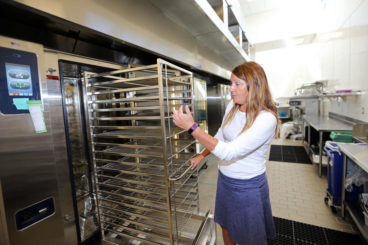 NVUSD central kitchen