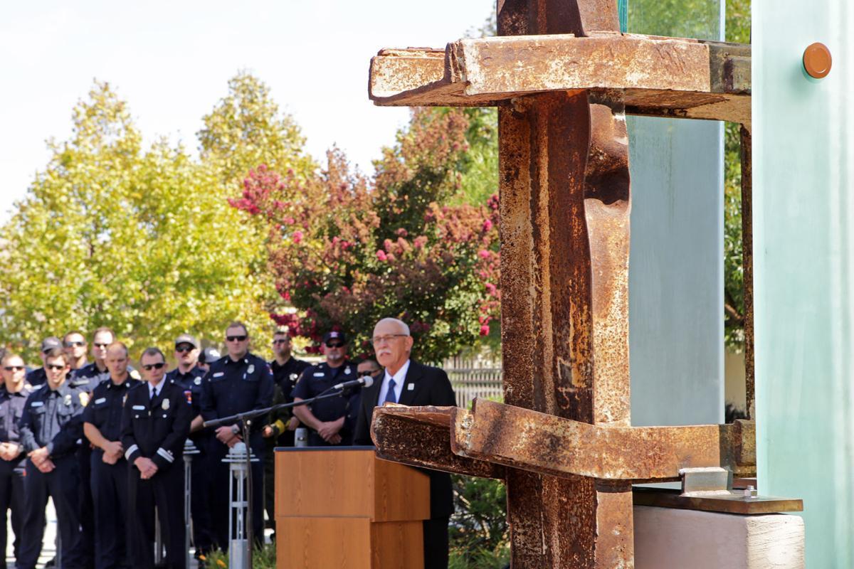 September 11 memorials in Napa County