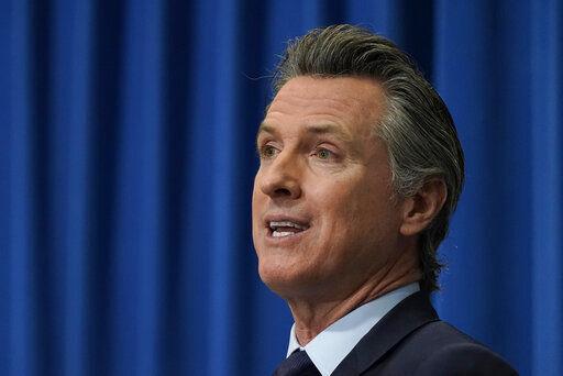 EXPLAINER: Why is California Gov. Newsom facing a recall?
