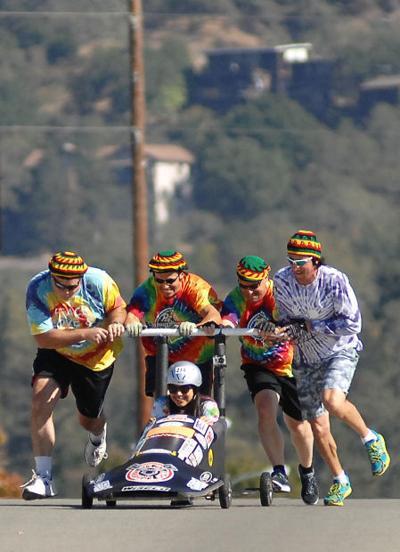 Napa Coffin Races