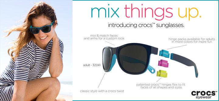 Crocs Eyewear_sunglasses_glasses_frames