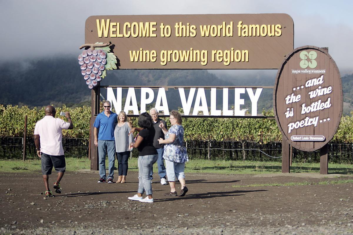 Napa Valley Sign