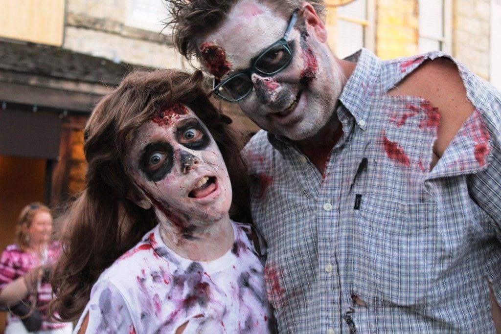 Calistoga Halloween Parade 2015
