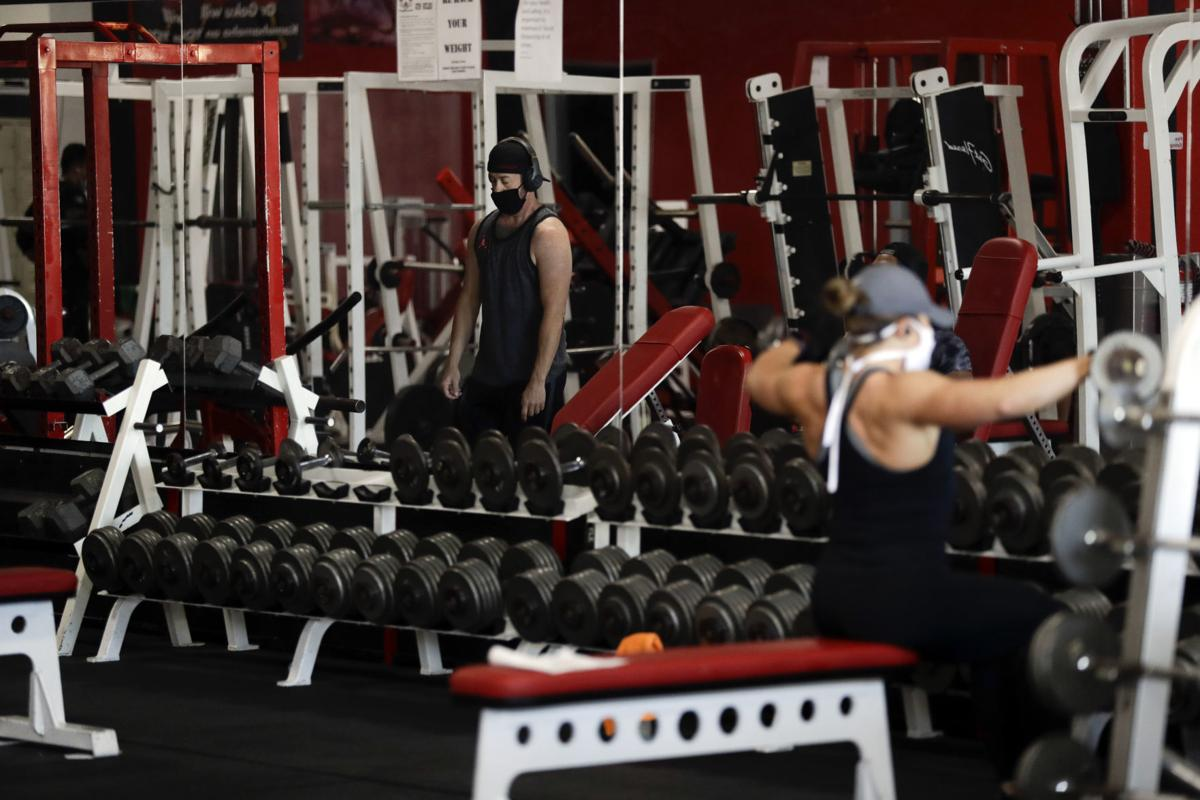 California to let gyms, bars, day camps reopen