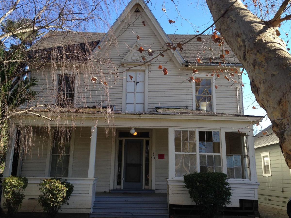 Horrell House 'before'