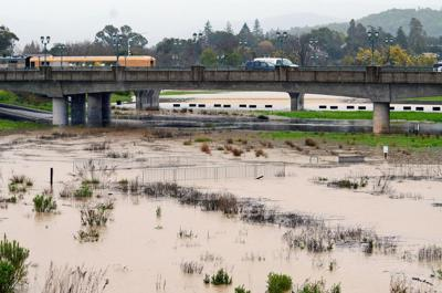 Oxbow Commons bypass floods