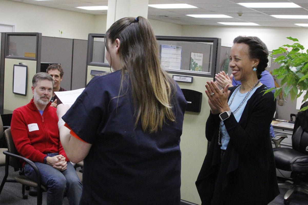 Napa County jail's first high school graduation