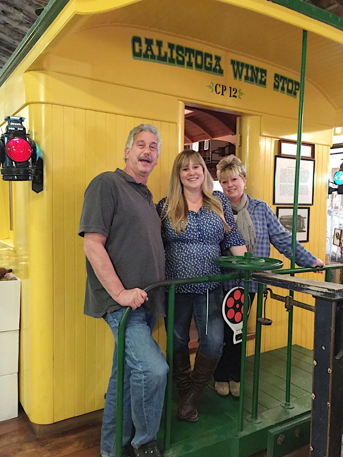 Calistoga's Wine Stop