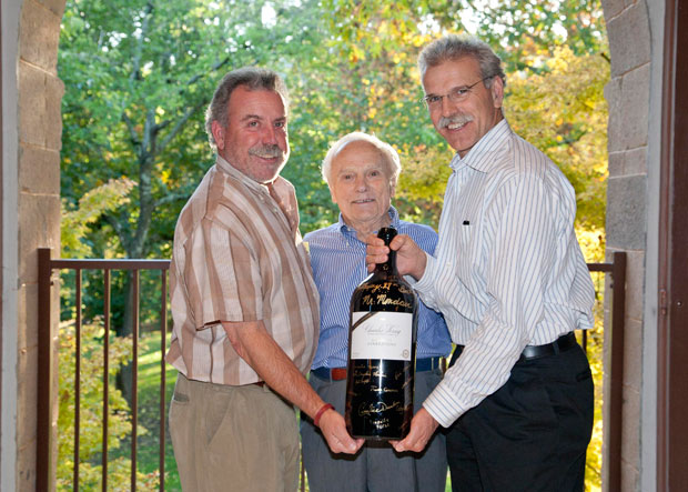 Peter Modavi and sons