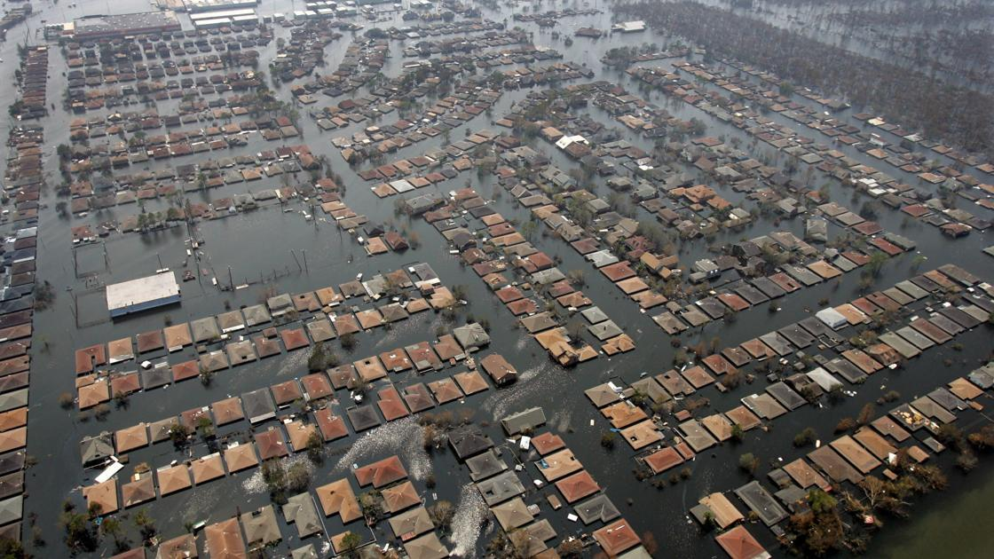 Photos: Looking back on the destruction of Hurricane Katrina | National | napavalleyregister.com