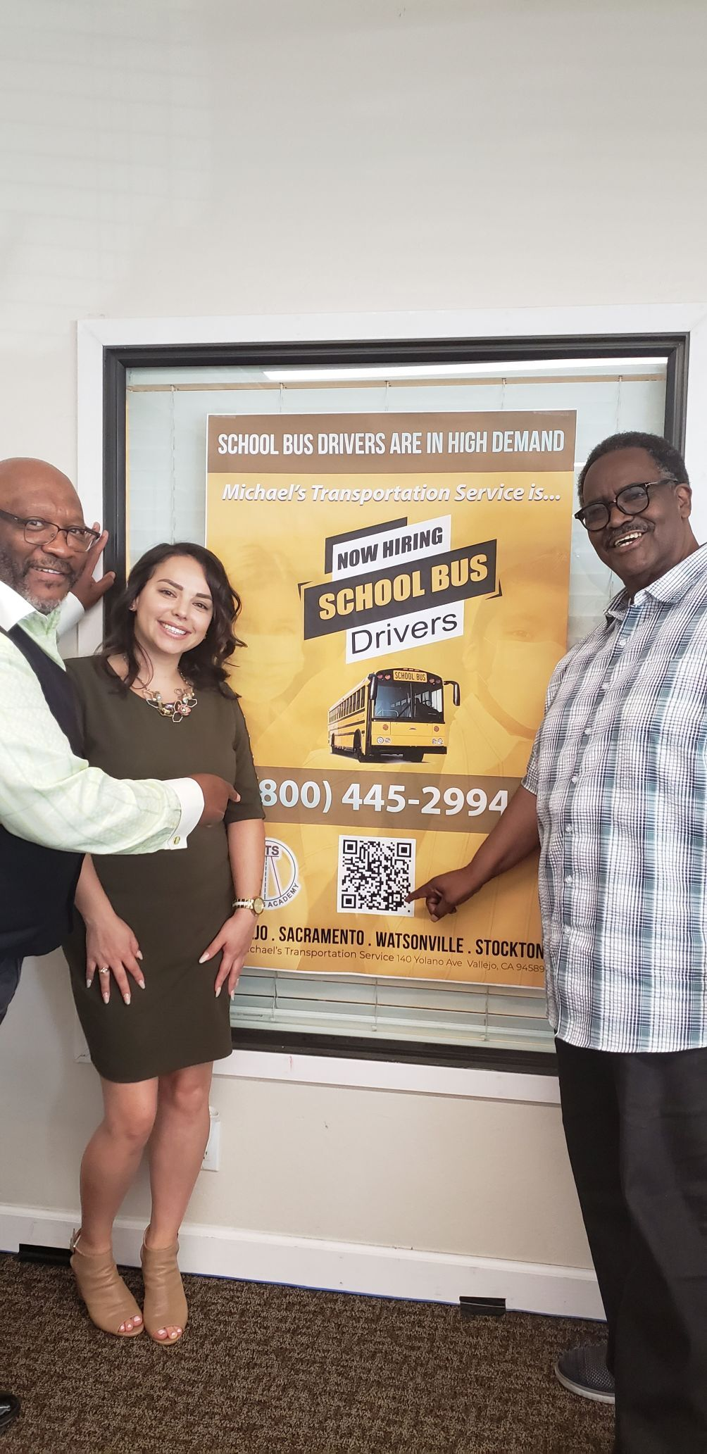 North Bay transportation firm teams with kidnap survivor to help students, unemployed