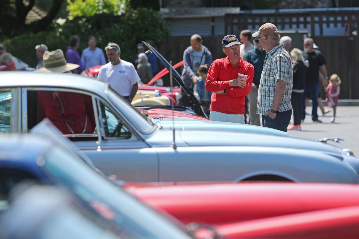 Yountville Father's Day Car Show 2019