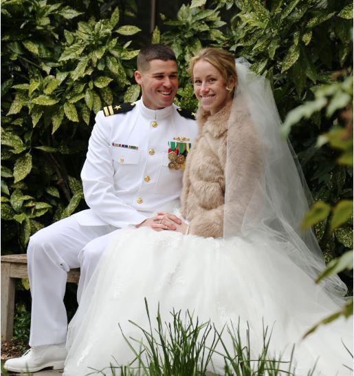 Chambers-Ross wedding