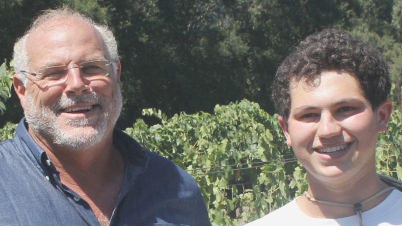 St. Helena's Titus Vineyards turns 50