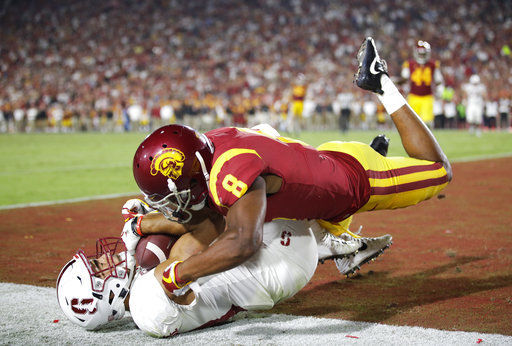 Stanford tries not to overreact to loss at USC