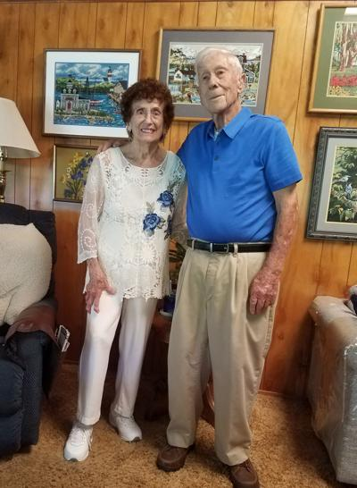 Carol and Robert Kirkbride