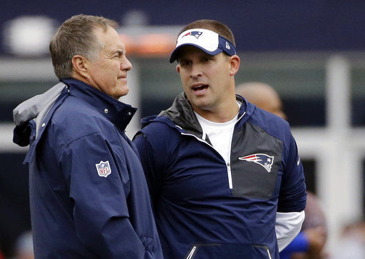 McDaniels stay gives Patriots possible Belichick successor
