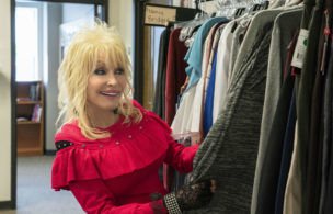 Dolly Parton on Her Songs Becoming 'Heartstrings' & Her LGBTQ Fans (VIDEO)
