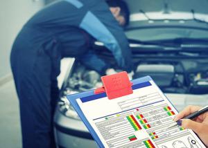 Auto Service Checklist