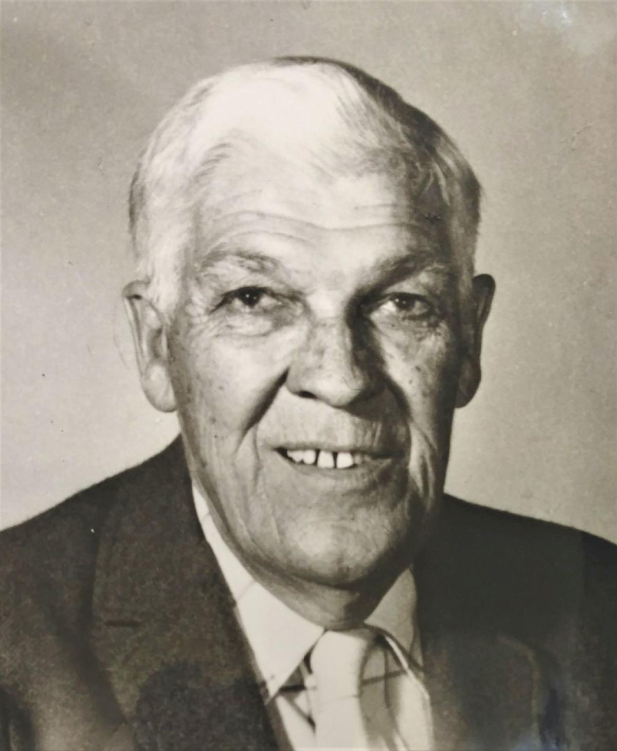 Louis Stralla in 1977