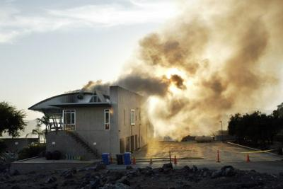 Winemaker sues contractor over fire | Local News