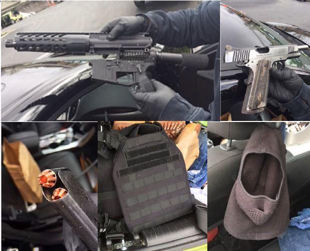 NSIB: Felon arrested following car chase through Napa,