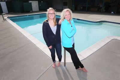Tami Nixon of Makai Swim School