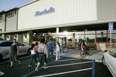 Marshalls/HomeGoods opens in Napa