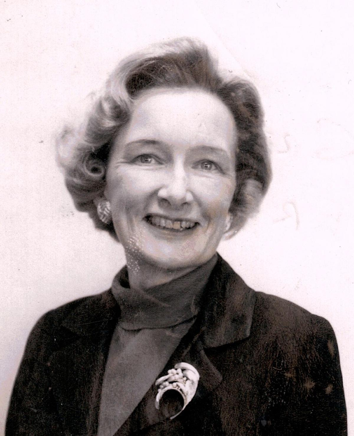 Mayor Greta Ericson