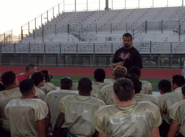 American Canyon High School football