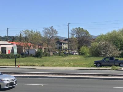 A new DaVita Kidney Care facility could be built at this vacant lot at 418 Soscol Ave. It is located just south of Big O Tires and across the street from the Gasser Building
