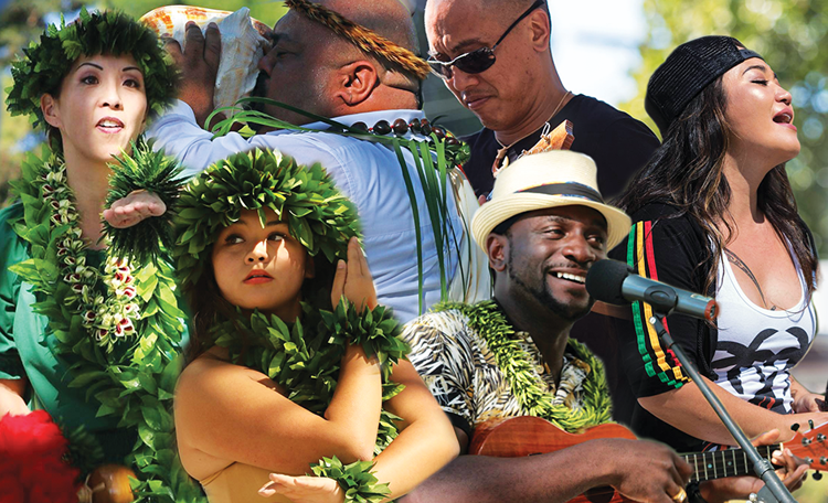 Napa Valley Aloha Festival