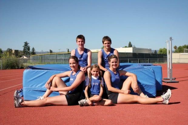 Napa Track Club's Junior Olympic