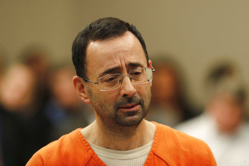 Olympic gymnastics ex-doctor pleads guilty to sex charges