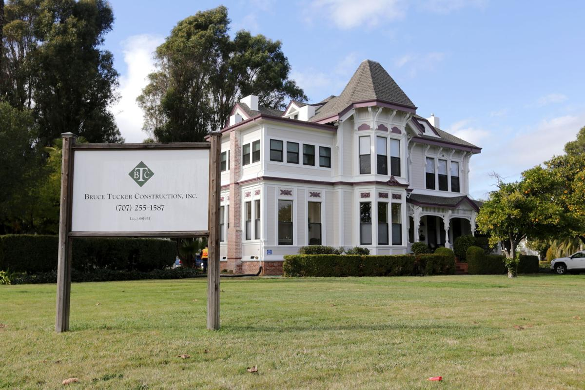 Gray Haven group home planned at Napa's Yount mansion