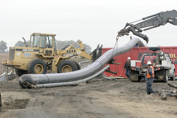 Carneros Pipeline