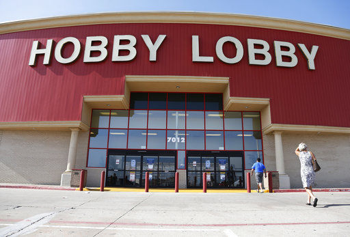 Hobby Lobby fined $3M for smuggling Iraq religious artifacts