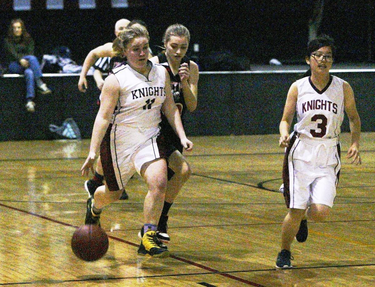 Napa Christian Basketball
