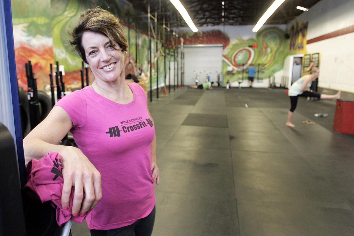 Beth Rypins of Wine Country CrossFit