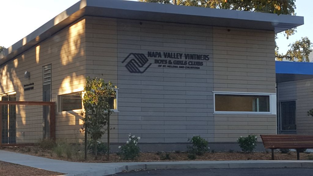 Napa Valley Vintners Boys & Girls Club of St. Helena and Calistoga