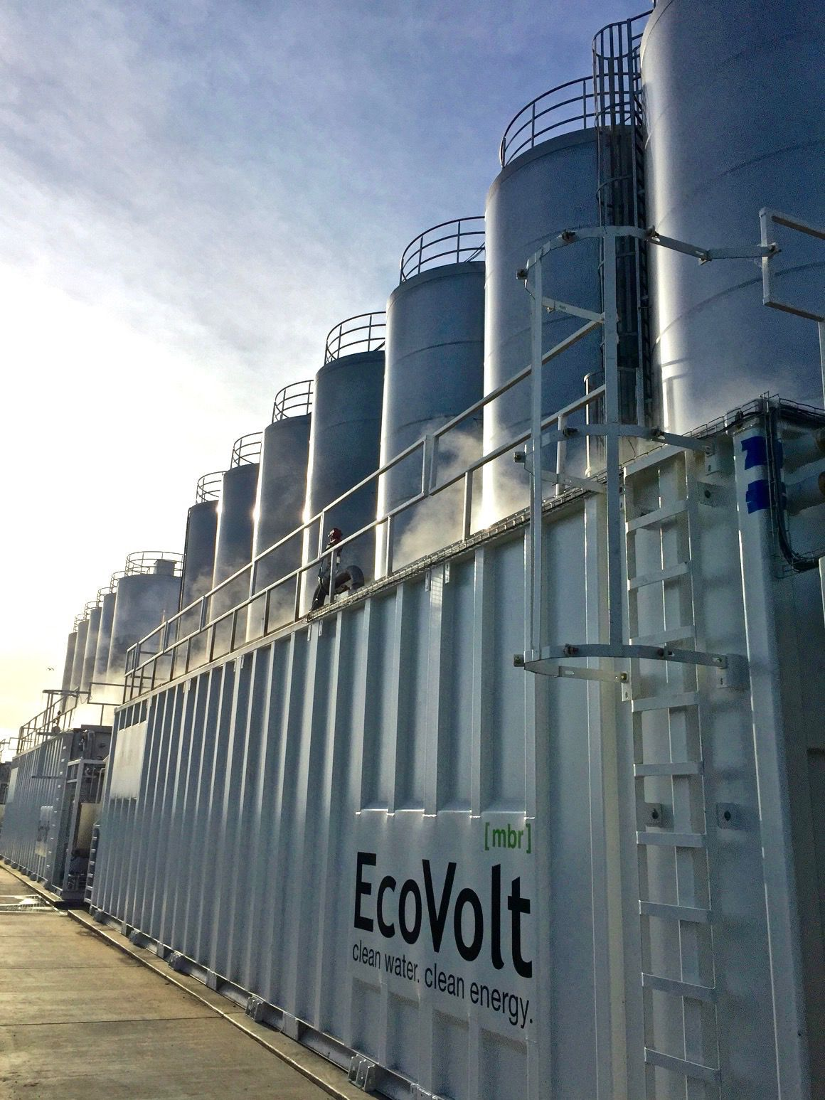 Cambrian's EcoVolt